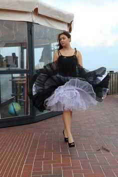 Wind Skirt, Tulle, Ballet Skirt, Slip On, Petticoats, Buckets, Skirts, Dresses, Fashion