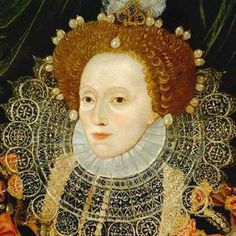 (Elizabeth I) ANNE MARRIES HENRY VIII AND IS CROWNED QUEEN - 1533 Thomas Cranmer grants the annulment of the marriage between Catharine of Aragon and Henry VIII.  Anne secretly marries Henry VIII and is crowned Queen.  In September she gives birth to Elizabeth (later Elizabeth I)