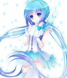 Fan Art of Aoki Lapis for fans of Aoki Lapis 26780018 Hatsune Miku, Aoki Lapis, Manga Anime, Anime Art, Otaku, Mikuo, Anime Angel, Anime Scenery, Awesome Anime