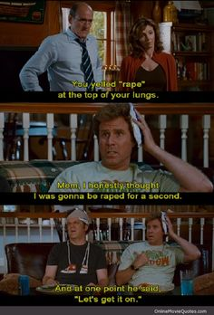 Step Brothers - #Comedy #Movie #Quote pic