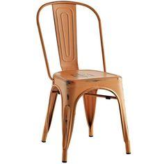 Buy Modway Promenade Side Chair Orange EEI-2027-ORA online. Best price. Free…