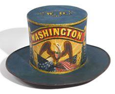 'WASHINGTON NO. 14' CEREMONIAL PARADE FIRE HAT | lot | Sotheby's