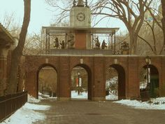 Picture of Zoo Entrance | Central Park Zoo Entrance | Flickr - Photo Sharing!