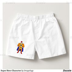 Super Hero Character Boxers