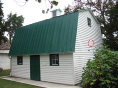 Cow Barn Restoration Completed