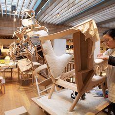 ハンス・ウェグナー / PP19 THE TEDDY BEAR Chair  (レザー)                                                                                                                                                                                 もっと見る