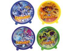 GORMITI MINI SVEGLIA 4 varianti  Simpatica sveglia dei Gormiti....scegli il tuo colore preferito!!