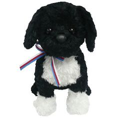 d8285496113 TY Beanie Baby 2.0 - BO the Portuguese Water Dog (6 inch) Kids Toy