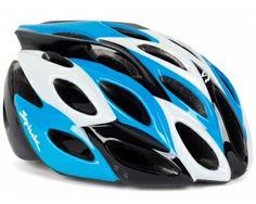 Increíble casco de Spiuk zirion, ¿quieres que sea tuyo? entra en www.zapatillasmtb.com hay más colores   http://www.zapatillasmtb.com/cascos-mtb/208-casco-spiuk-zirion-blanco-azul-y-negro-8435299084929.html
