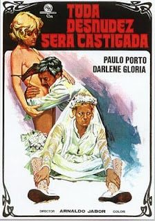 Brazilian movie, based in novel of Nelson Rodrigues (poster of portuguese version)