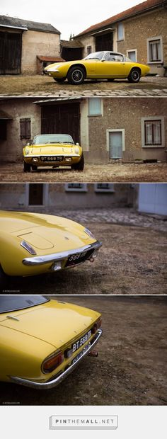 Film Gallery: The Lotus Elan Retro Cars, Vintage Cars, Lotus Elan, Lights Fantastic, Automotive Art, Hot Cars, Industrial Design, Planes, Euro