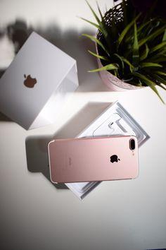 iPhone 7 plus - rose gold   #iphone #iphone7plus #rosegold #iphone7plusrosegold #iphone7