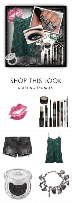 """"""":3"""" by kp03411 ❤ liked on Polyvore featuring Lord & Berry, H&M, BKE and Urban Decay"""