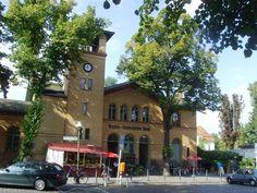 S-Bahnhof Lichterfelde West in Berlin