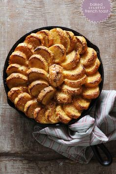 Baked Stuffed French Toast, anyone? See how @Bakers Royale | Naomi made it on Delish Dish: http://www.bhg.com/blogs/delish-dish/2012/12/24/baked-stuffed-french-toast/