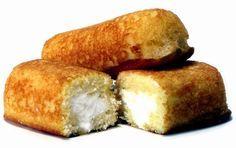 Dame la receta: Twinkie