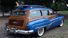 1951 Buick Super Station Wagon