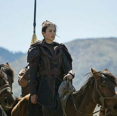 Badass of the Week - Hotol Khutulun c. 1260-1306, Mongolian Empire Genghis Khan's great-great-granddaughter was unbeatable in hand-to-hand combat, an expert wrestler, and she commanded a regiment of Mongol heavy cavalry in combat.