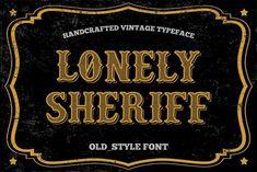 Old Style font - vintage typeface by Vintage Font Lab on Old Fashioned Fonts, Cool Fonts, Pretty Fonts, Creative Fonts, Beautiful Fonts, Business Envelopes, Vintage Fonts, Kids Poster, Lettering Design