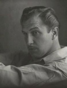Young Vincent Price, 1930s