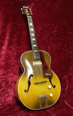 1960's Harmony H 39 Hollywood Archtop DeArmond Goldfoil Pickup Kay Silvertone | eBay