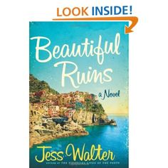 Beautiful Ruins: A Novel: Jess Walter: 9780061928123: Amazon.com: Books   Loved this book! Fiction, but set in Italy during the 60's and the plot revolves around the filming of of the movie 'Cleopatra ' (Liz Taylor, Richard Burton).