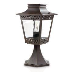 home Brilliant DIY decor Ideas Garden Lamps, Hedges, Pedestal, Outdoor Lighting, Floor Lamp, Lanterns, Interior Design, Design Art, Lights