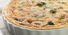 Torta salata di broccoli