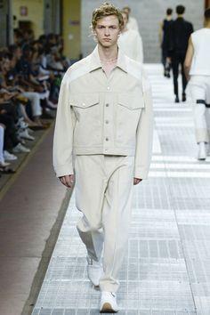 Dirk Bikkembergs Spring 2018 Menswear Collection Photos - Vogue