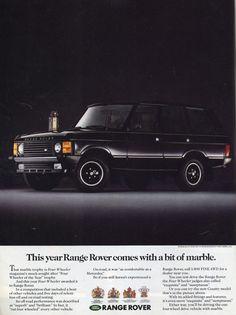 Land Rover Range Rover County