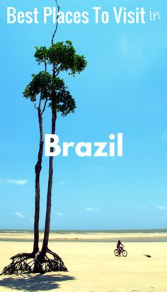 Includes: the most beautiful places in the Brazil, the best things to do in the Brazil, plus where to visit in the land of beautiful nature, must visit places, and incredible people.