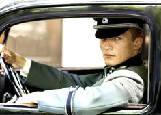 Rupert Friend as the terrifying Nazi in Boy In The Stripped Pajamas
