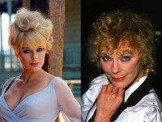 Elke Sommer at 72 and beautiful