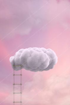 backdrops Ladder to the Clouds Backdrop Background / Newborn Photography Backdrop / Digital Background for Photographers / Magical Background Photography For Beginners, Photography Projects, Photography Backdrops, Image Photography, Digital Photography, Newborn Photography, Pink Photography, Photography School, Photography Tricks