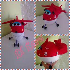 Avião de feltro Air Balloon, Balloons, Doll Toys, Dolls, Fabric Toys, Handmade Toys, Decoration, Little Boys, Baby Toys