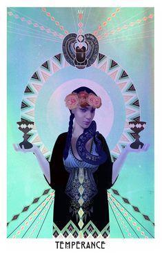 Believe, Symbolic Art, Online Tarot, Tarot Major Arcana, Oracle Tarot, Tarot Decks, Tarot Cards, All Art, Illustration Art
