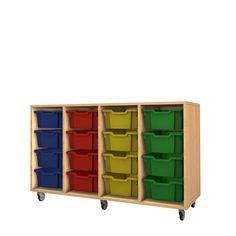 In onze materiaalkasten kunt u werkelijk alles kwijt. Beschikbaar in vele soorten afmetingen!