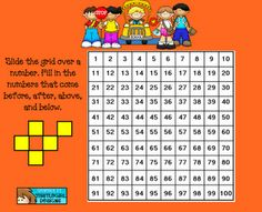 free download  hidden numbers on a 100 grid. Could be used k and higher with larger numbers for higher grades
