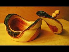 Tokar Art 21 Woodturning - Little Sunday Game