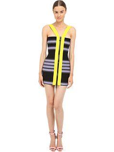 DSQUARED2 Elastic Ribbon/Bond Tahiti Y-Dress