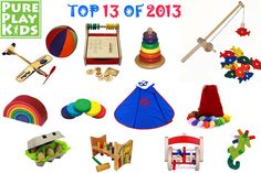 Looking to get your kids unplugged in 2014? We're all about kid-powered fun! Check out some of our customers' favorites from 2013!