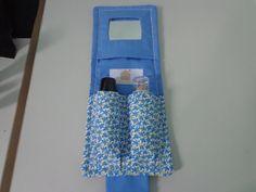 Passo a passo: como fazer um porta batom de tecido