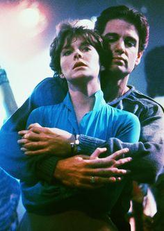 Fright Night, 1985 via http://hollywoodlady.tumblr.com/