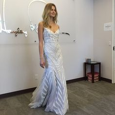 Hayley Paige gown from bridal market