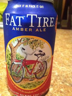Nothing like a Fat Tire