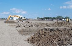 St. Alexius Minot Medical Plaza, Construction Progress, July 2014