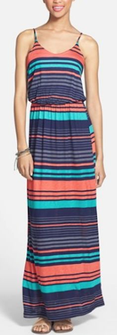 knit striped maxi dress http://rstyle.me/n/mgmthr9te