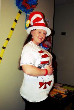 My Dr. Seuss baby shower