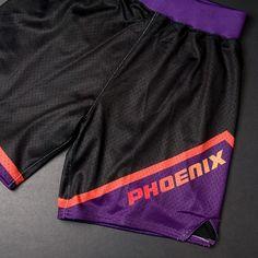 Mitchell & Ness NBA Authentic Shorts (Phoenix Suns) $145
