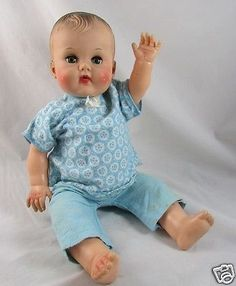 817 Best Vintage 1940 S 50 S Amp 60 S Baby Dolls Images In